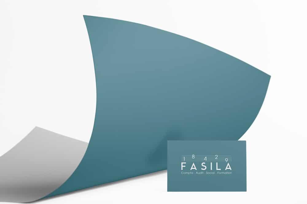 Création cartes de visites Lille - Fasila