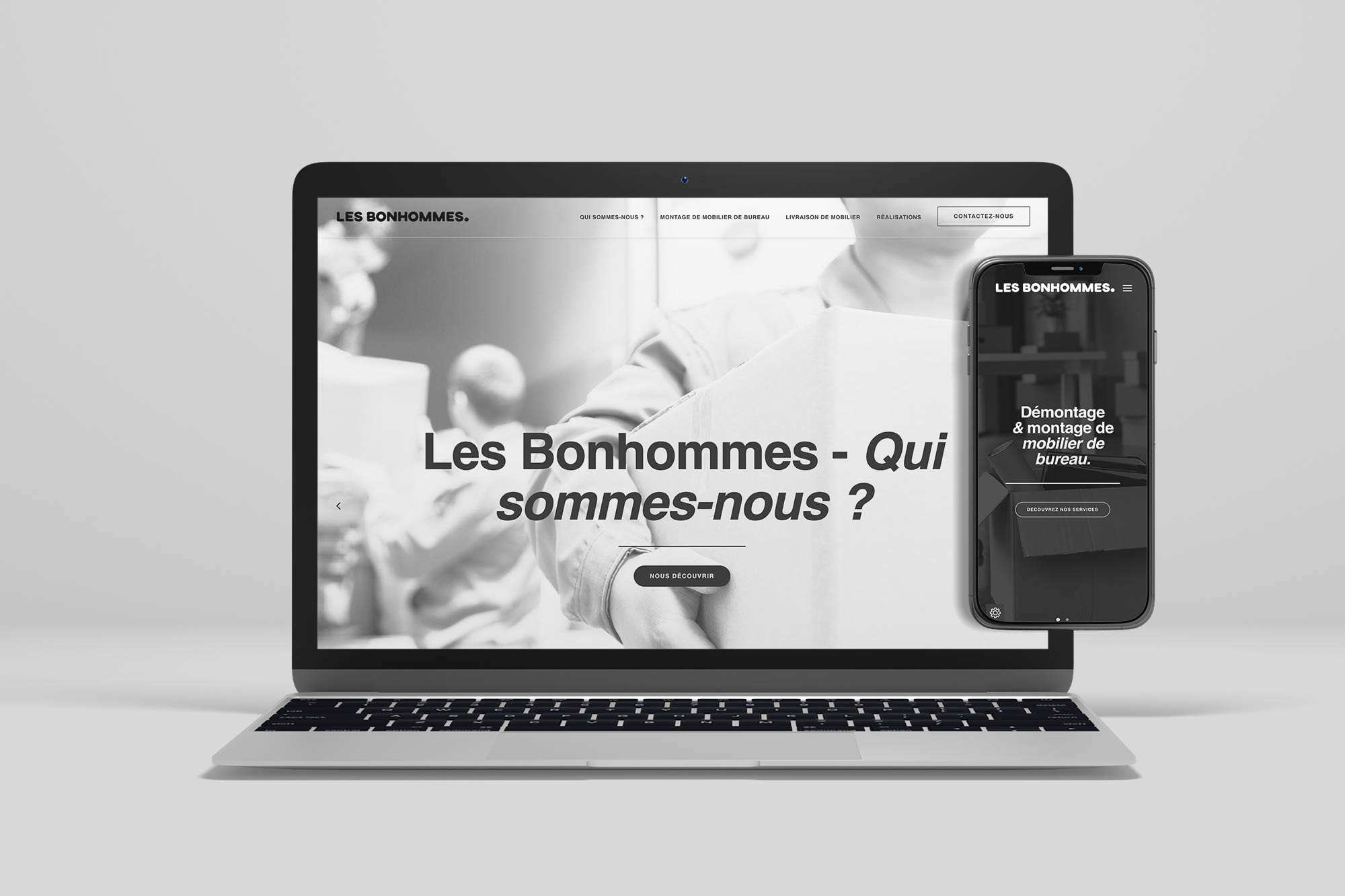 Référence Wapiti Agency Les Bonhommes