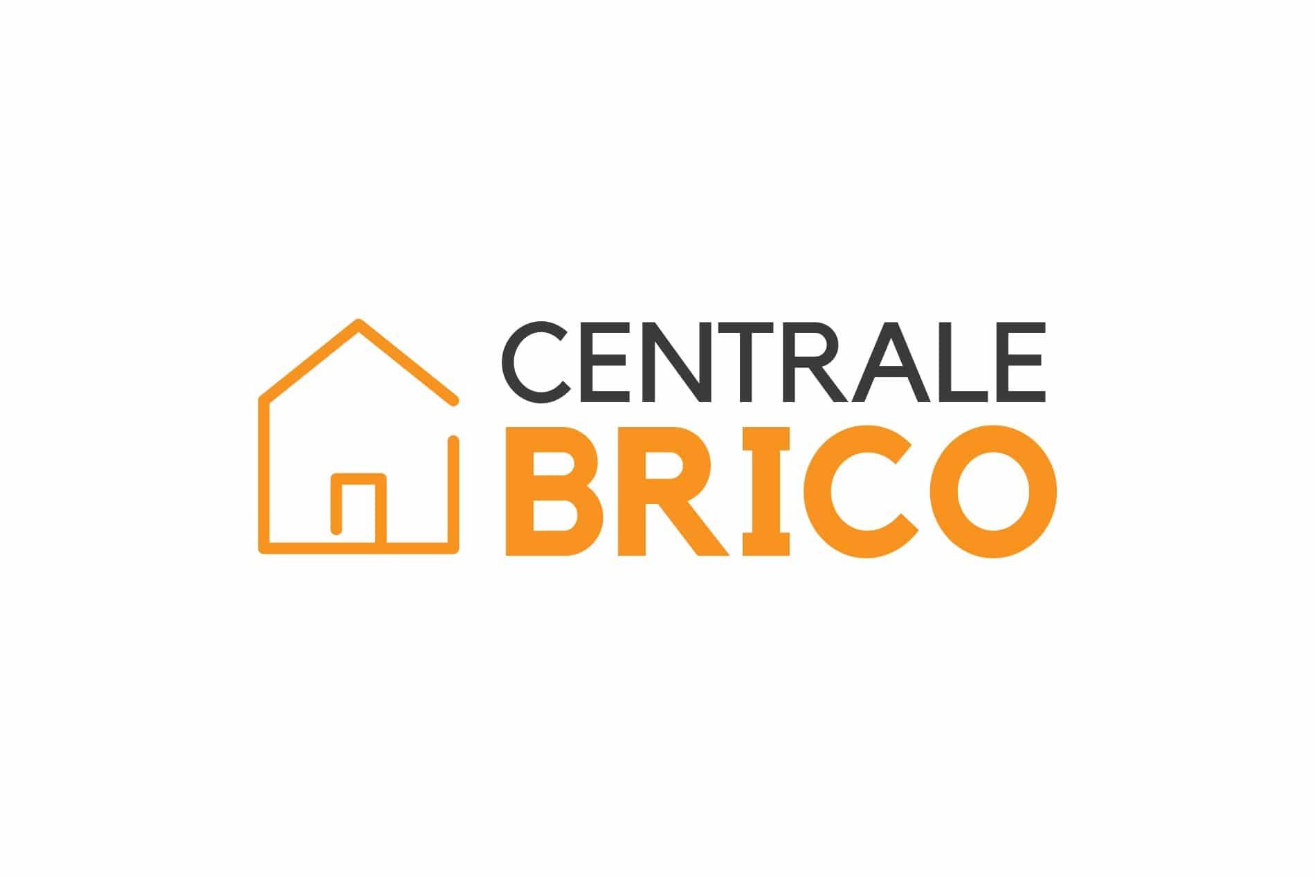 Création logo lille Centrale Brico