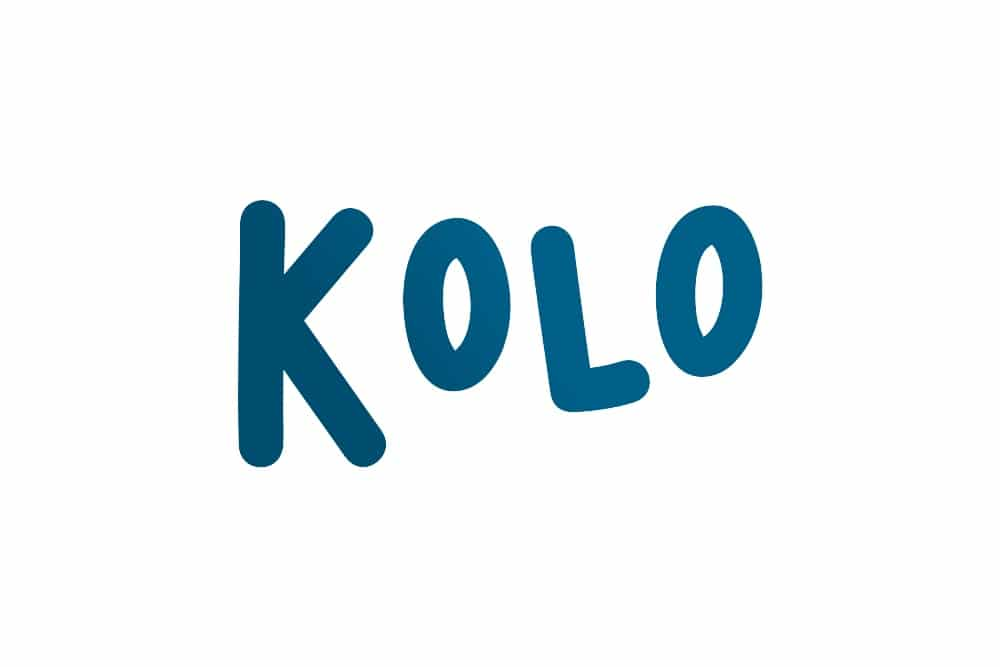 Création logo lille Kolo vacances