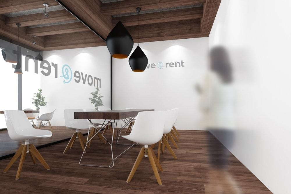 Création logo lille Move & Rent