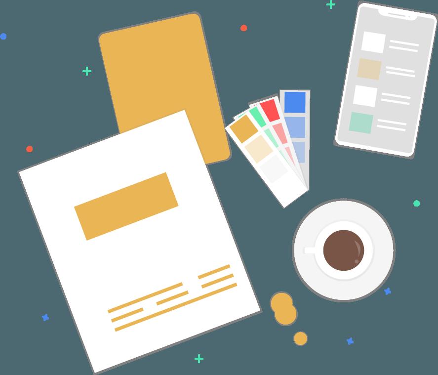 Création plaquette commerciale Lille