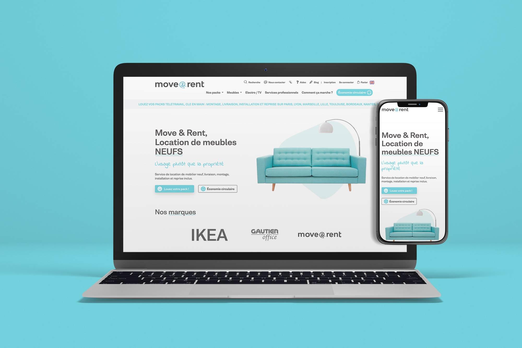 Référence Wapiti Agency Move & Rent