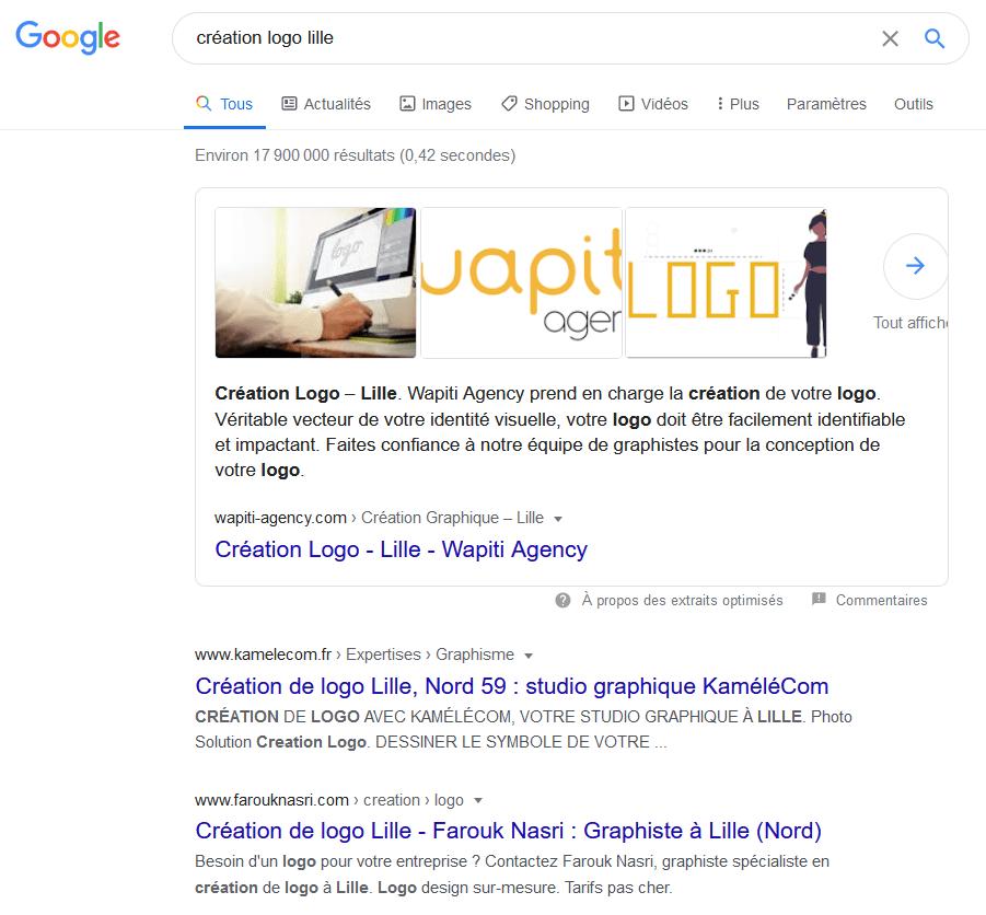 Qu'est-ce que la position zéro sur Google ? - Wapiti Agency