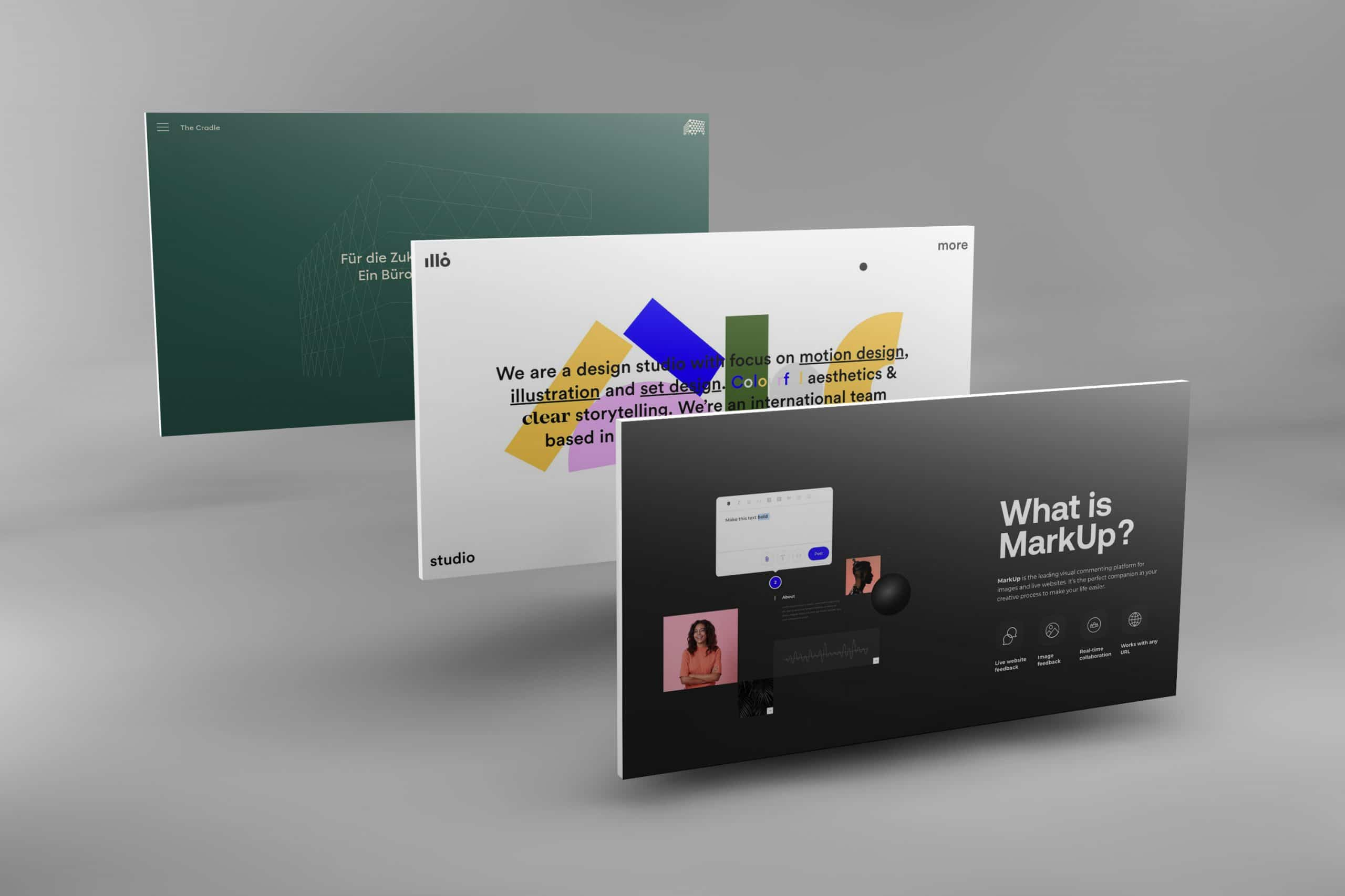 sites internet web design