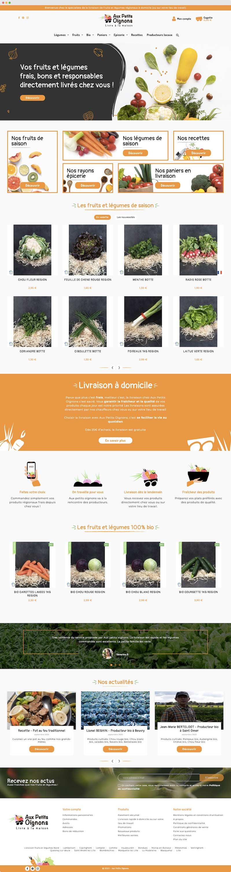 Home page Aux Petits Oignons