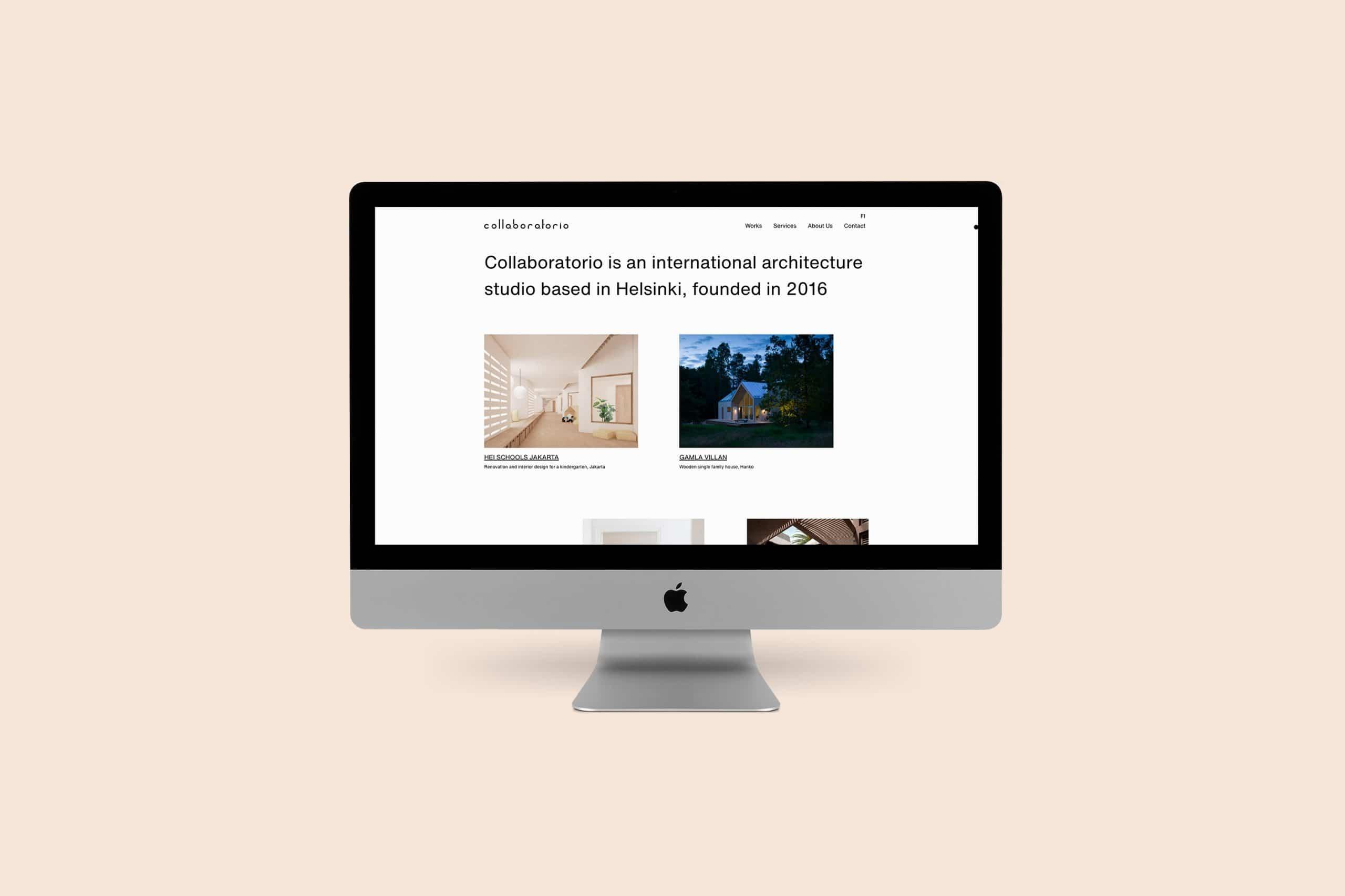 idee site web design