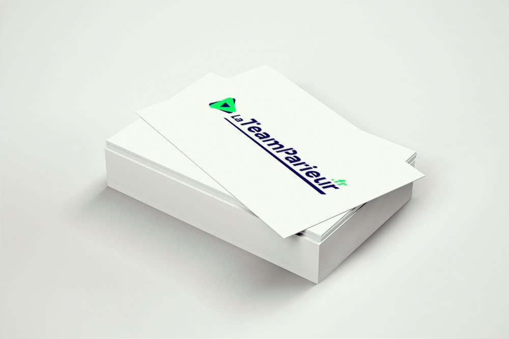 Logo team parieur