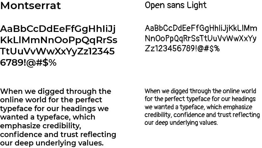 Typographies Aux Petits Oignons