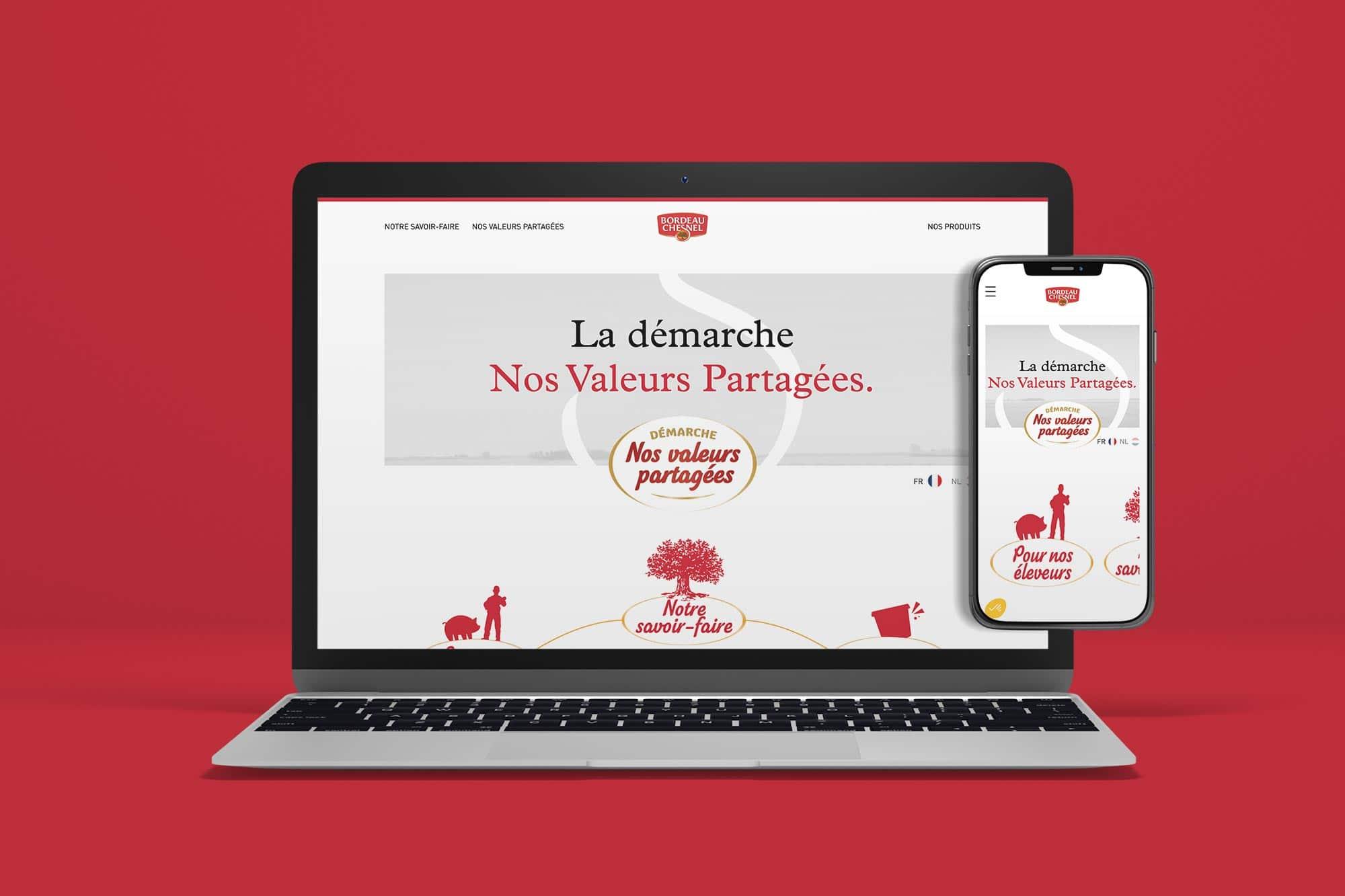 Référence Wapiti Agency Bordeau Chesnel