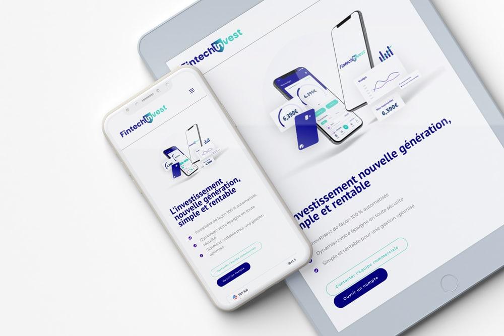 responsive Fintech Invest