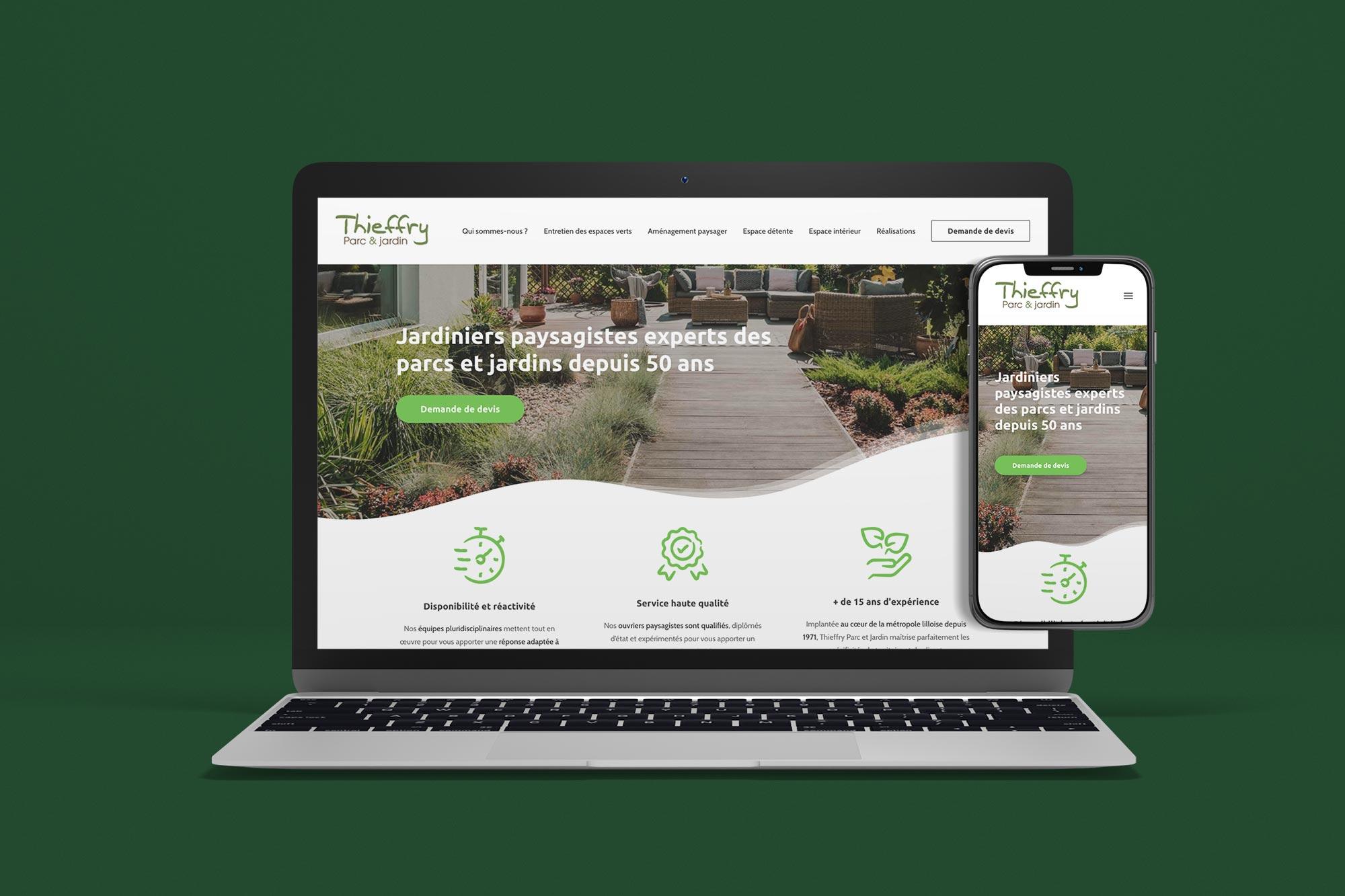 Référence Wapiti Agency Thieffry Parc et Jardin