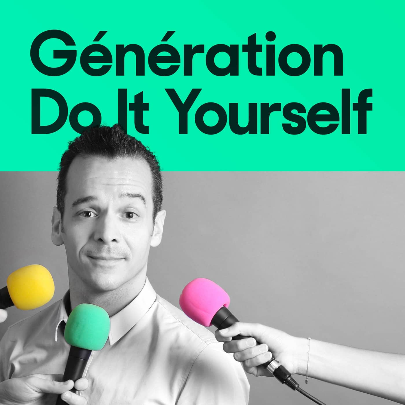 podcast génération do it yourself