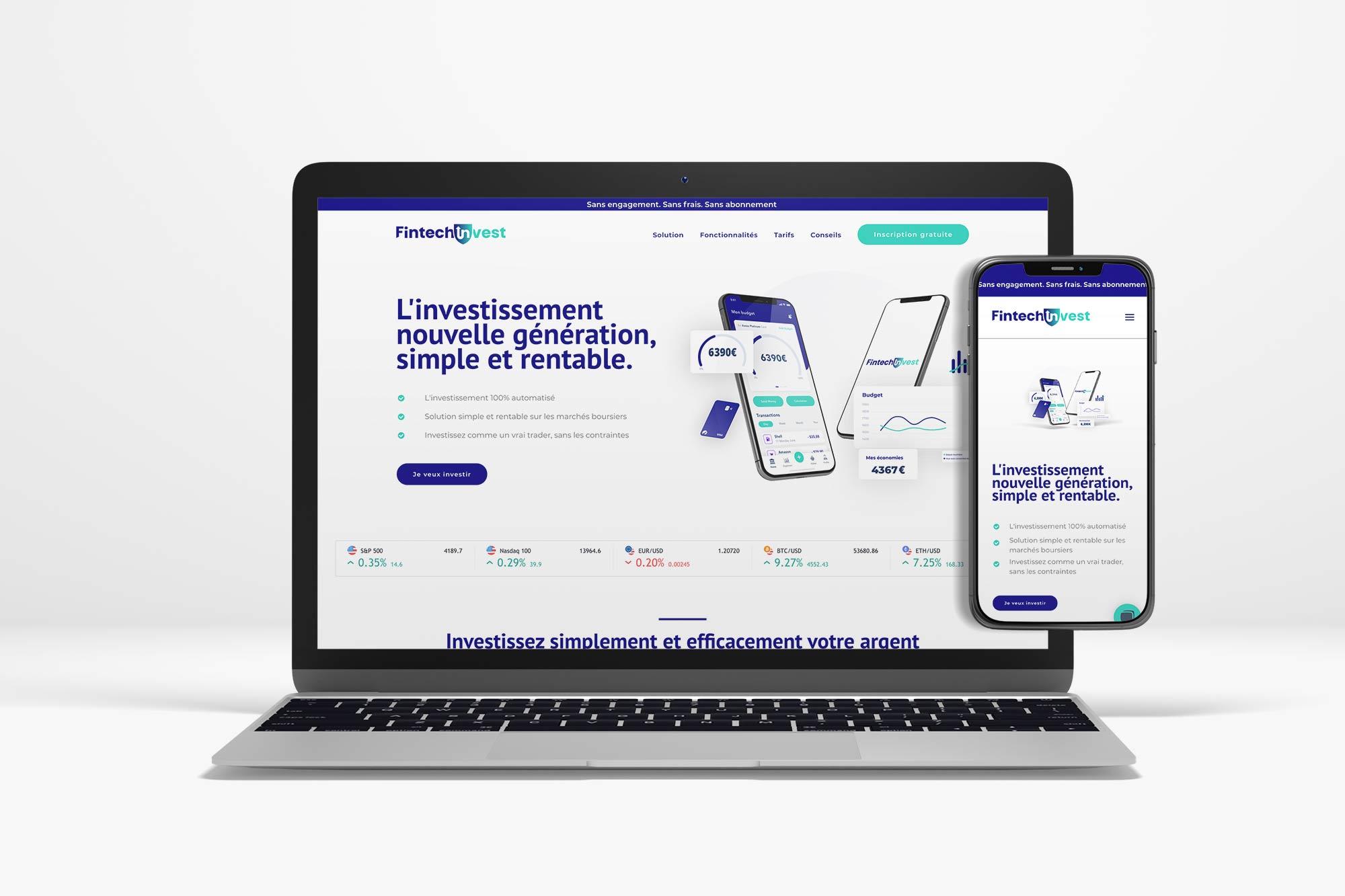 Référence Wapiti Agency Fintech Invest