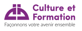 Logo Culture & Formation