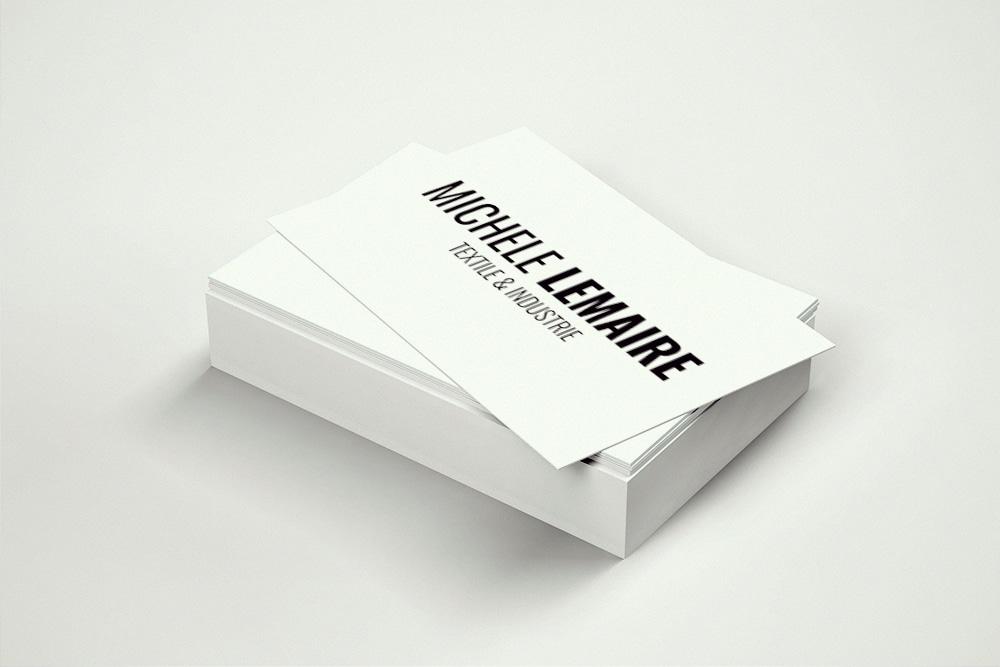 Présentation logo Michele Lemaire
