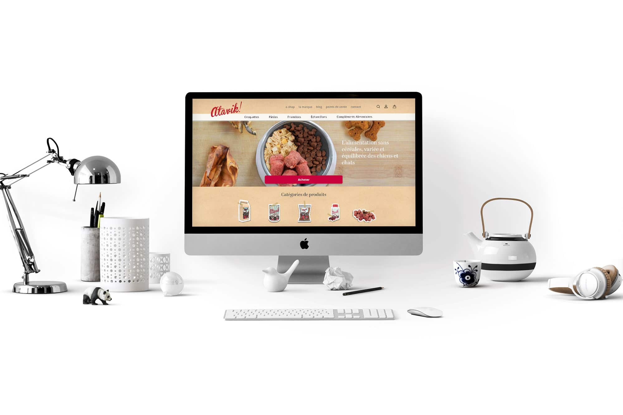 Desktop Atavik Référence Wapiti Agency